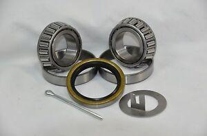 K1-150 2,000 lb.Trailer Bearing Kit L44649/10 L44649/10 Bearings 10-60 Seal