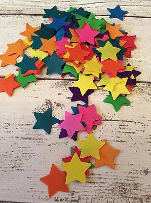 5 Packs Of star Confetti For Bubbagringo