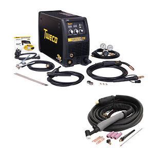 Tweco-Fabricator-211i-MIG-TIG-amp-Stick-Welder-pkg-w-Torch-W1004201-amp-W4014603