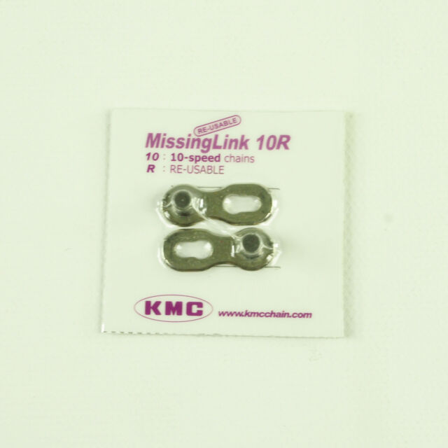 KMC 10R 10-Speed Re-usable Bike Bicycle Chain Missing Link for Shimano Gold