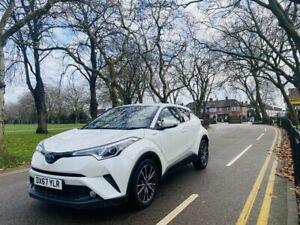 2017-Toyota-CHR-1-8-Hybrid-Excel-Automatic-5dr-CVT-Pearl-White