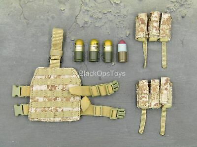 1//6 scale toy Medal Of Honor Warfighter AOR Drop Leg MOLLE Platform Set