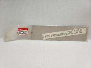 Rare-Vintage-Honda-90-93-Integra-XSi-Decal-75723-SK7-941ZA-Japan-NOS