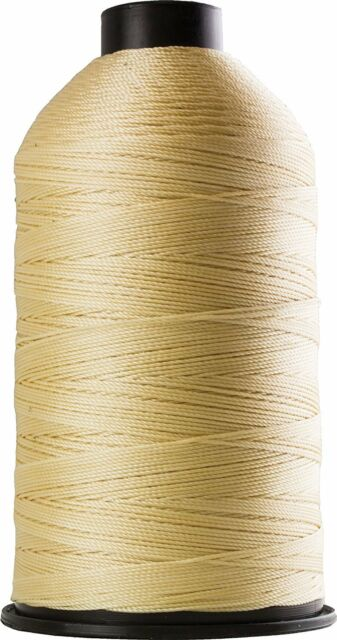 for the Tippmann Boss sewing machine Natural Bonded Nylon Thread Size Z207