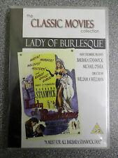 LADY OF BURLESQUE - CLASSIC MOVIES COLLECTION - DVD - (NEW & SEALED)