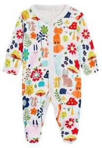 Next-Strampler-Schlafanzug-Overall-Pyjama-Einteiler-Tiere-Blumen-56-86-TRAUMHAFT