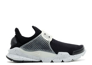 competitive price 20d12 bcd22 Image is loading Nike-Fragment-Oreo-Sock-Dart-SP-728748-001-