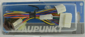 Blaupunkt-THA-PnP-Adapter-Cable-part-7607622025-OEM-Radio-THA-Car-Amplifiers