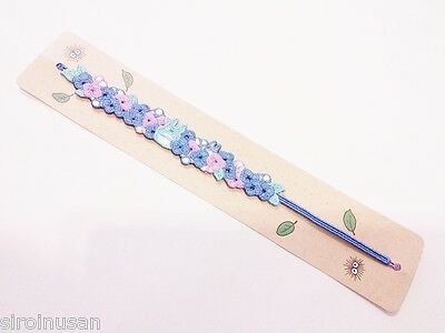 MY NEIGHBOR TOTORO Lace Bracelet STUDIO GHIBLI Purple
