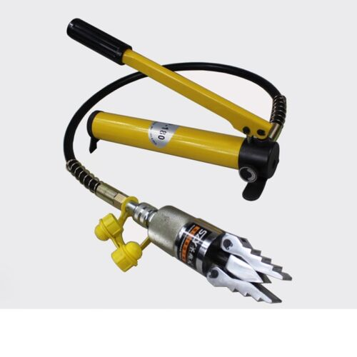 30mm//55mm Hydraulic Expansion Pliers Pipe Flange Separation Pliers Fire Rescue