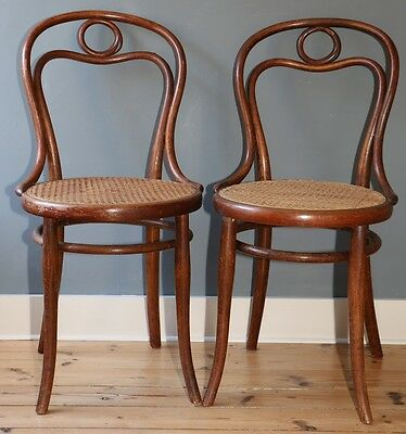 THONET KOHN FISCHEL Bentwood furniture Collector s items