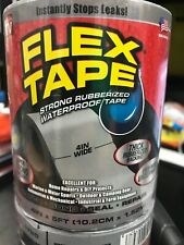 Flex Seal Strong Rubberized Waterproof Flex Tape 4 X 5 Gray
