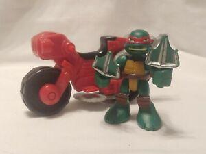 Teenage-Mutant-Ninja-Turtles-TMNT-Half-Shell-Heroes-RAPH-w-MINIBIKE