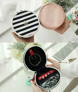 2NUL Jewelry Pouch Cute Jewelry Bag Travel Portable Jewelry