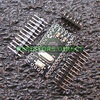 Arduino Pro Mini Atmega328p 5v 16mhz & Header Pins Us Seller Fast Ship X09