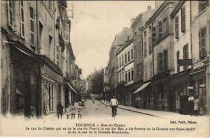 CPA TOURNUS - Rue du Centre (121824)
