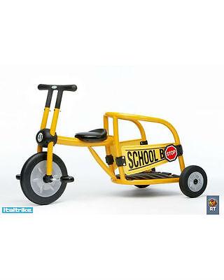 Трехколесный велосипед School Bus Dynamic Italtrike (Италтрайк)