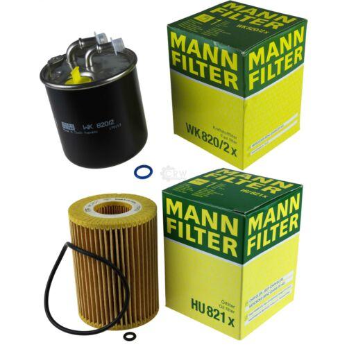 Mann-Filter paquete Mercedes-Benz Sprinter 35-t autobús 906 319 CDI//BlueTec