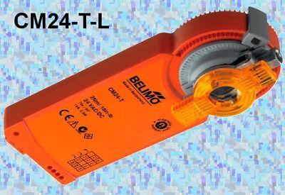 WohltäTig Cm24-t-l Belimo Drehantrieb Mit Anschlussklemmen Ohne Notstellfunktion 2 Nm