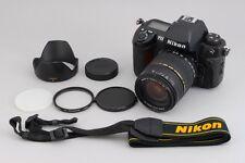 【N MINT】 Nikon F100 35mm SLR Film Camera + Tamron AF 28-300mm from Japan #1554