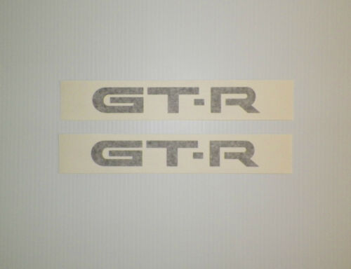 New 1986-1991 Mazda RX-7 GT-R Side Fender Decal Pair JDM RX7 FC FC3S 13BT TURBO