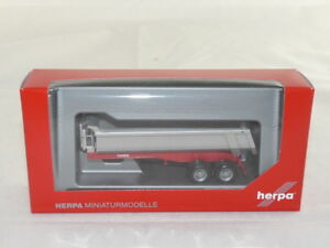herpa-076036-002-Carnehl-Rundmulden-Auflieger-2a-rot-NEU-OVP
