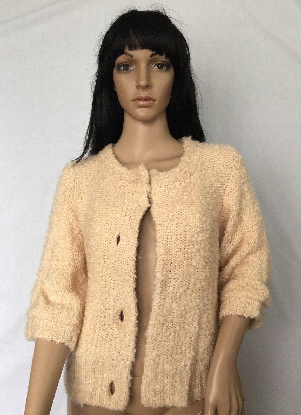 New Anthropologie HWR Cardigan Sweater Sz S 4-6