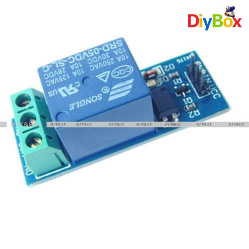 5V 1//2//4//6//8 Channel Relay Board Module Optocoupler LED for Arduino PiC ARM AVR