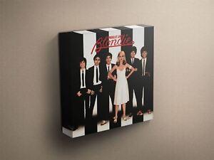 Blondie-034-Parallel-Lines-034-Cover-Art-Canvas-Art-Print-003709