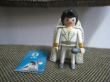 Playmobil - Figures Serie 2 - Elvis Presley Cantante Micro - 5157 - (COMPLETO)