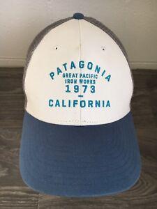 6ecff219523fe Patagonia Hat Great Pacific Iron Works Snapback 2 Tone Trucker Mesh ...