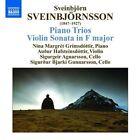 Chamber Works (grimsdottir) Sveinbjorn Sveinbjornsson Audio CD