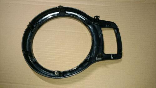 JDM Toyota 13-19 Scion FRS 86 GT86 RC Black Center Console Ring Trim Genuine OEM