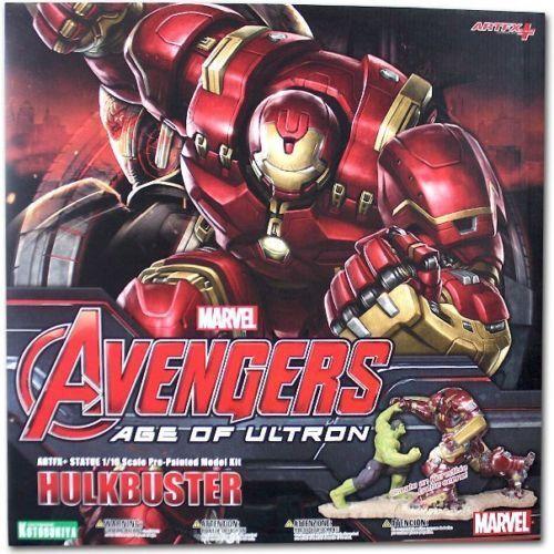 Kotobukiya ArtFX + Avengers Age of Ultron Hulkbuster Iron Man 1/10th Scale
