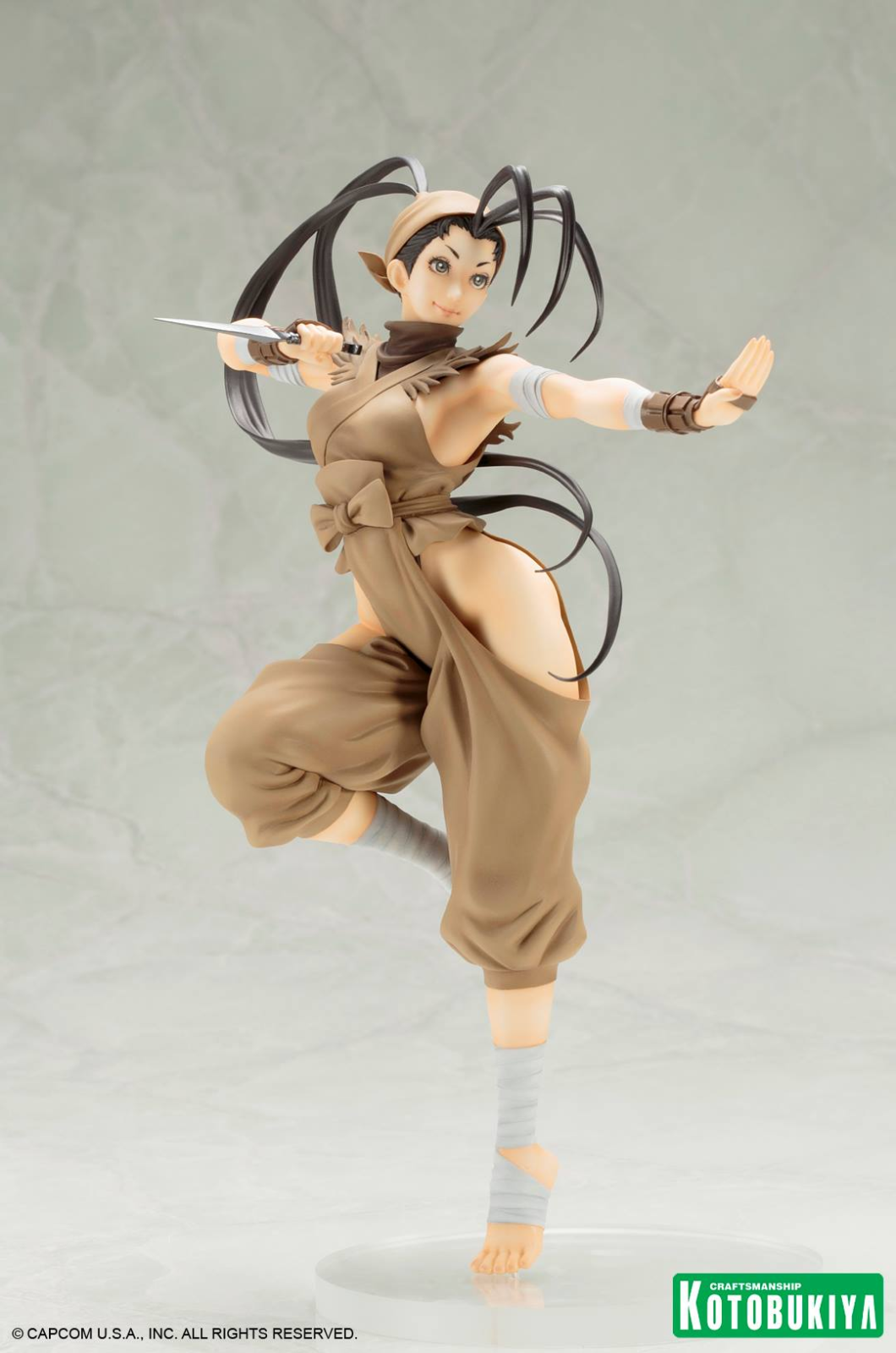 KOTOBUKIYA BISHOUJO Street Fighter Ibuki figure statue échelle 1 7 SV158