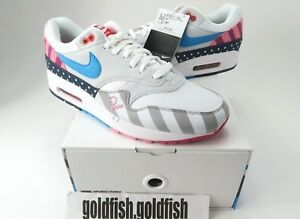 online store 4bd61 c57a0 Image is loading DS-NIKE-AIR-MAX-1-PARRA-PATTA-AT3057-