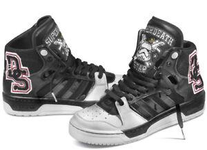newest 8493b c796c Image is loading adidas-Originals-Star-Wars-Conductor-Hi-Super-Death-