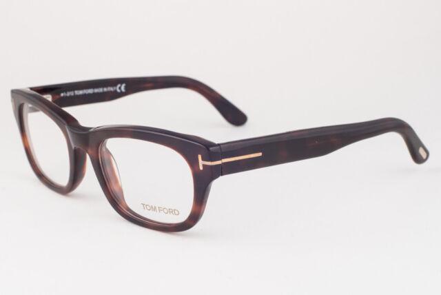 fb6eceac885 Tom Ford Eyeglasses Tf5252 052 Size 51 Dark Havana 5252 for sale ...