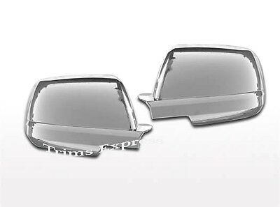 2008-2017 Toyota Sequoia/2007-2016 Toyota Tundra Chrome Door Mirror Covers