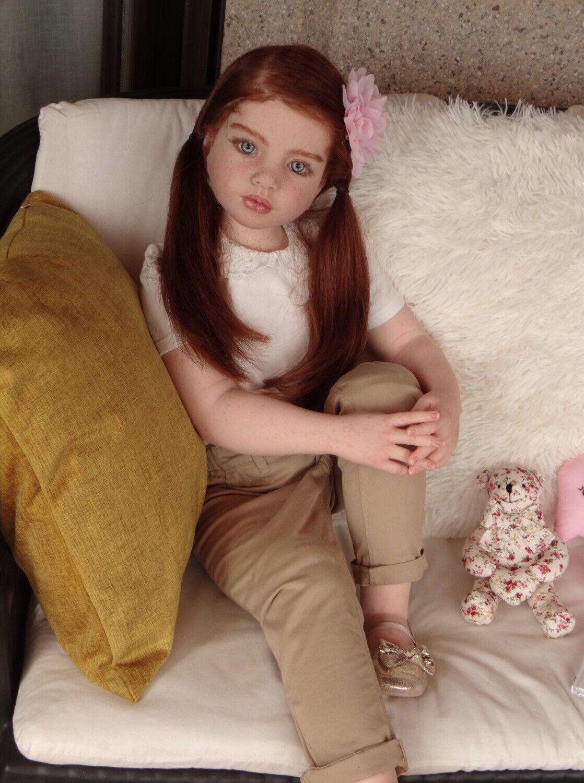 Le Ruban Rose Nursery by Ruth Aguilar~Aloenka kit, by Natali Blick, Now Brooke