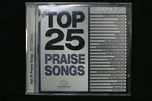 Top-25-Praise-Songs-2017-Edition-New-Sealed-CD-C1171