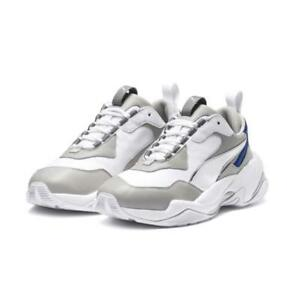 3cc2e22c1ac54b Puma Thunder Electric   367998 02 White Gray Violet Women SZ 5 - 12 ...