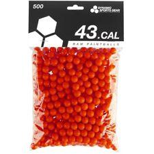 DSG RAM Paintballs cal.43 100 Stück Rot