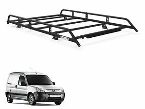 Rhino-Modular-Heavy-Duty-Black-Steel-Roof-Rack-Peugeot-Partner-Origin-96-08