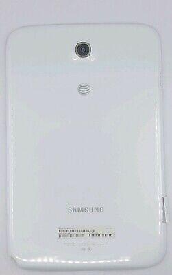 OEM Samsung Galaxy Note 8.0 SGH-I467 Rear Battery Cover Housing w// Camera Lens