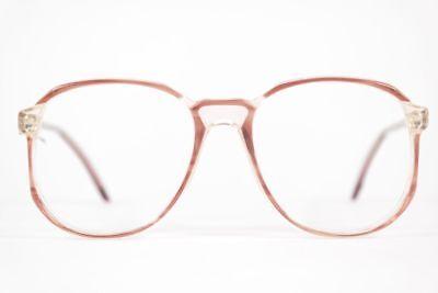 Bellissimo Vintage Hampel 3134 Fl 52 [] 18 135 Marrone Ovale Occhiali Montatura Nos-mostra Il Titolo Originale