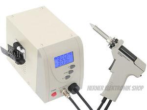 ZD-915 Entlötstation Vakuumpumpe, Desoldering Station 160 ° C ~ 480 ° C