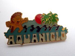 Pin-039-s-vintage-publicitaire-AQUANIGLO-annees-90s-lot-P038