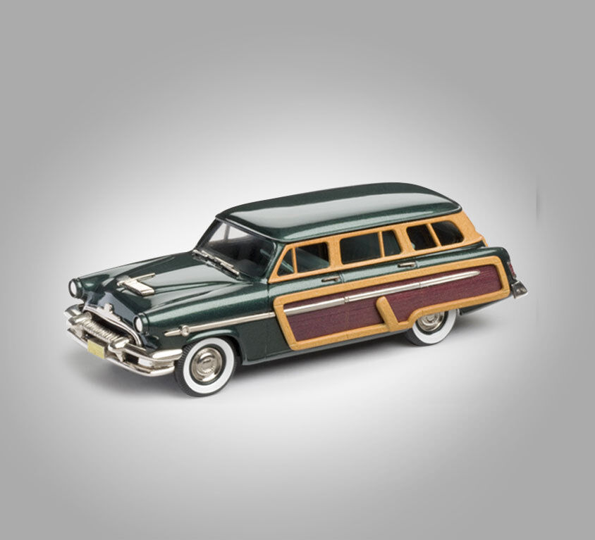Brooklin BRK 188a 1954 Mercury Monterey Four-Door Station Wagon in Luxurious Box
