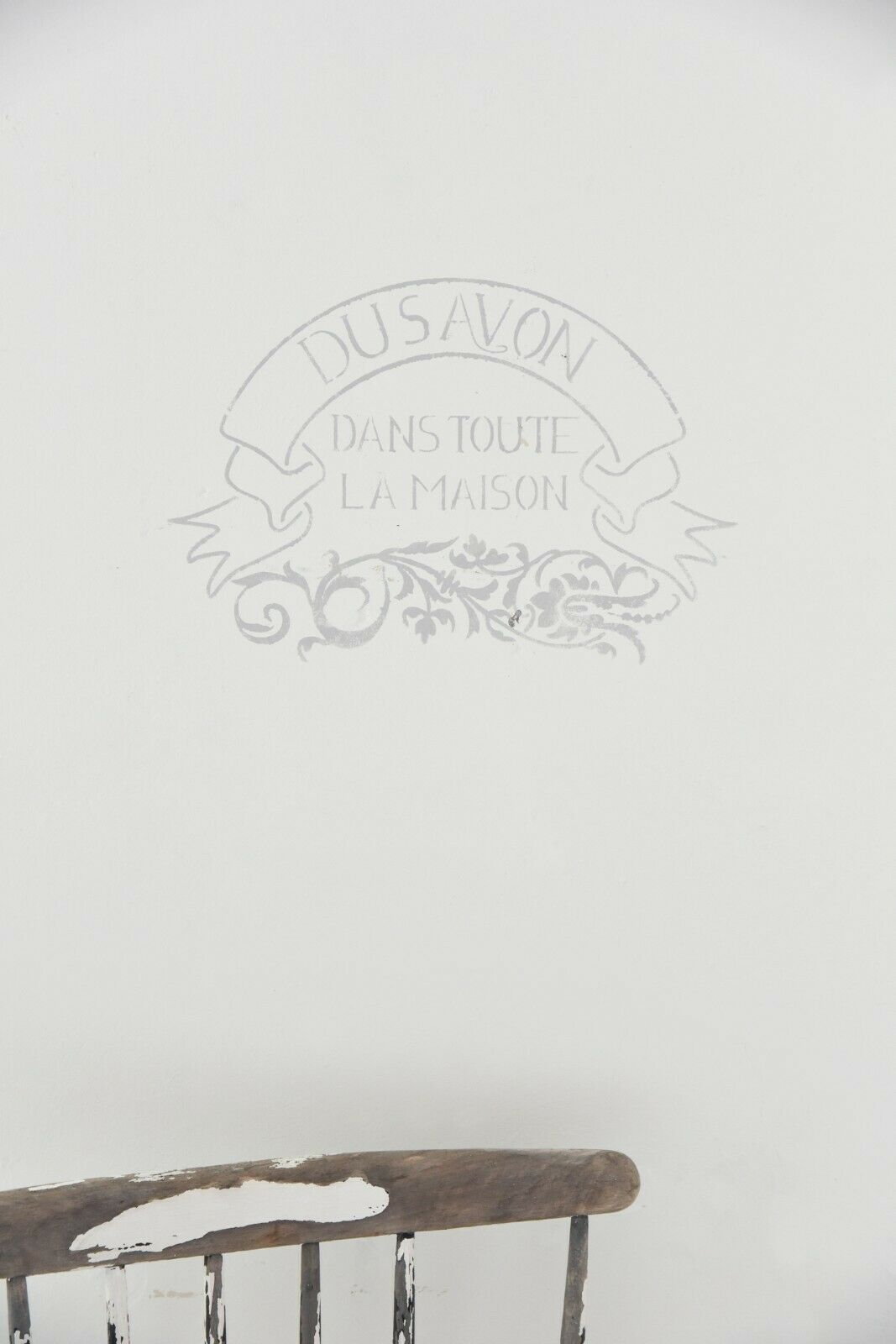 "Jeanne d/'Arc Living  Stencil /""Filigree Motif 8/"" Shabby Chic Schablone Wandtattoo"